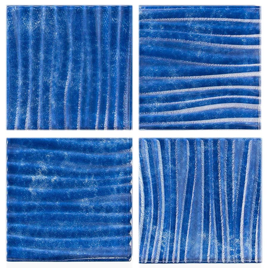 Oceanwave Blue Splash